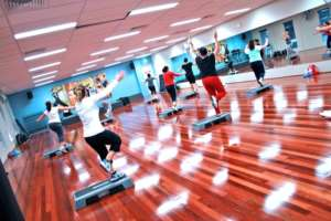 Aerobics classes: Getting fit has never been more fun